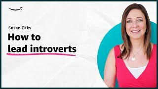 Susan Cain - How to lead introverts - Insights for Entrepreneurs - Amazon