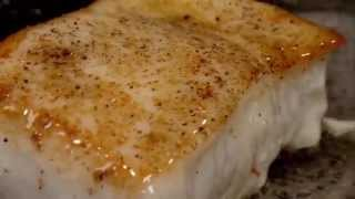 Nick Stellino Recipe Sauteed Halibut