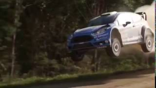 the World Rally Championship, Rally Australia. 2017