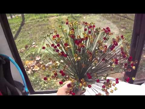 Crystal Bouquets Sparkle
