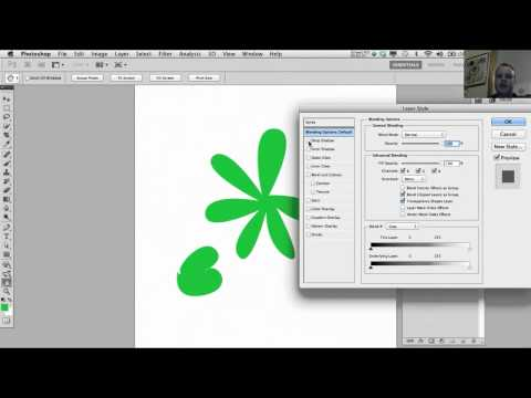 Path and Pen tool in Adobe Photoshop - Tutorial 6 of 7