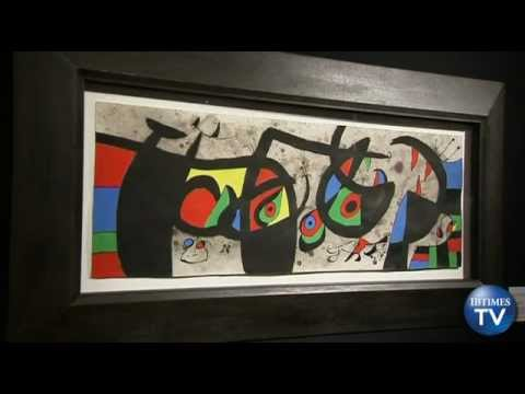 Miro Masterpiece Could Fetch Up to a Million Euros at Christie's Auction