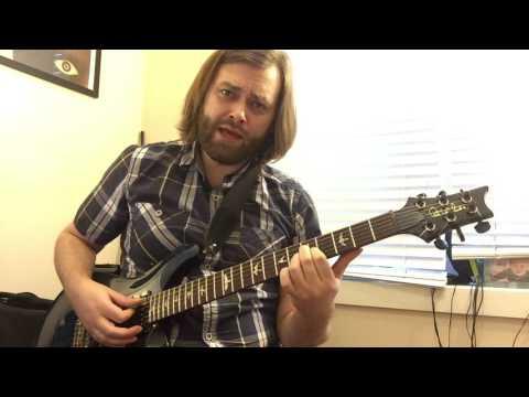 Jane's Addiction - Classic Girl Guitar Lesson