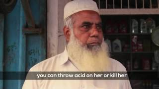 Do Pakistani men condemn or condone wife-beating?