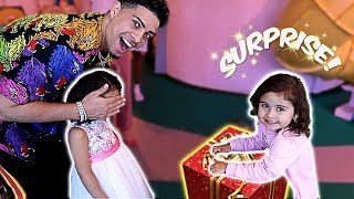 ELLE SURPRISING HER BEST FRIEND WITH A BIRTHDAY GIFT!!! **ADORABLE**