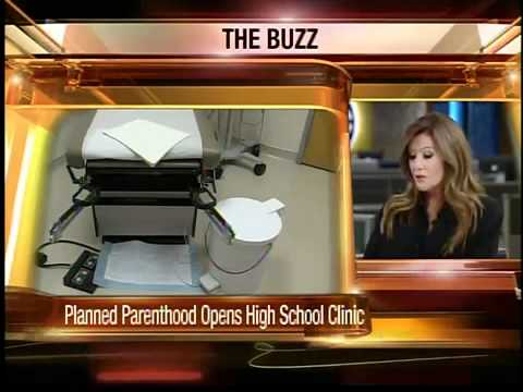 Planned Parenthood opens clinic in low income high school