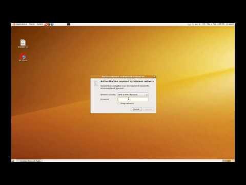 Adding wireless to a computer or laptop running Ubuntu 9.10