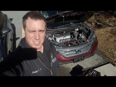 Battery 12-16 Honda CRV Replacement