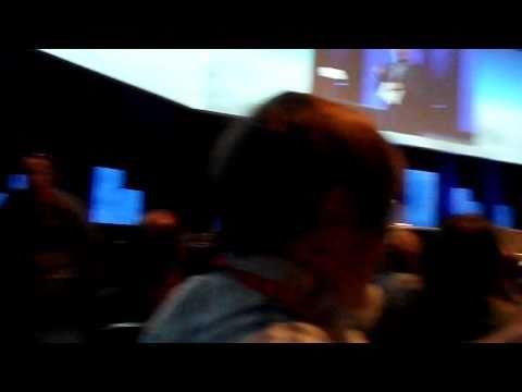 Nokia CEO elect,Stephen Elop, quote's Ballmer's Developers, Developers, Developers.
