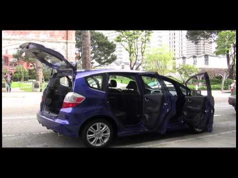2010 Honda Fit Review
