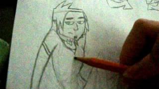 TDWT Quick Alejandro Sketch