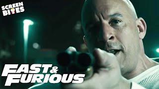 Dominic Toretto's Best Moments | Fast & Furious | SceneScreen