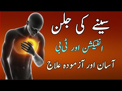Home Remedy For Chest Infection/Chest Pain/Chest Burning Treatment In Urdu