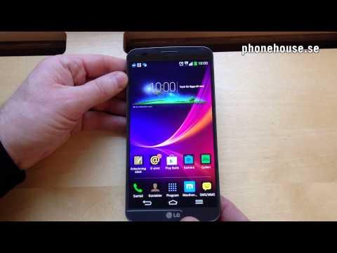 LG Flex VS LG G2