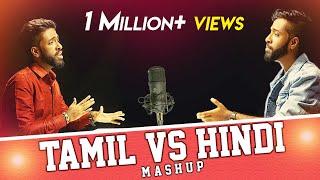 Tamil VS Hindi Hits MASHUP - Rajaganapathy