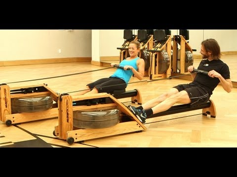 How to Use Rowing Machine | Fitness How To | POPSUGAR Fitness