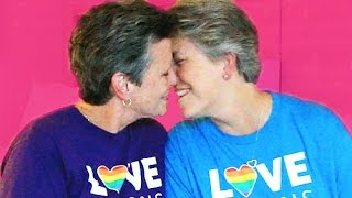 Older Lesbians Couples Share Their First Sex Stories