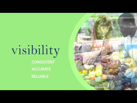 Consumers Demand. Visibility Delivers.