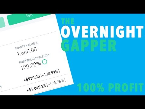 SwingTrading: HOW TO FIND 100% PROFIT OVERNIGHT STOCKS!