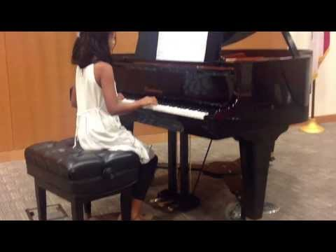 Shreegandha's Piano Recital on Father's day!