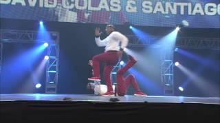 JAPAN DANCE DELIGHT VOL.20 FINAL  2nd PLACE【DAVID COLAS & SANTIAGO】