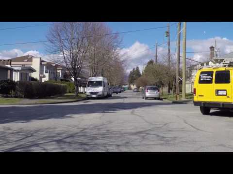 Living in Vancouver Canada - Killarney Area - East Side - City Life & Houses