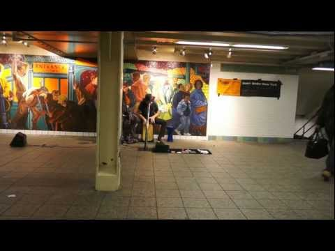 mecca bodega at Times Square subway station