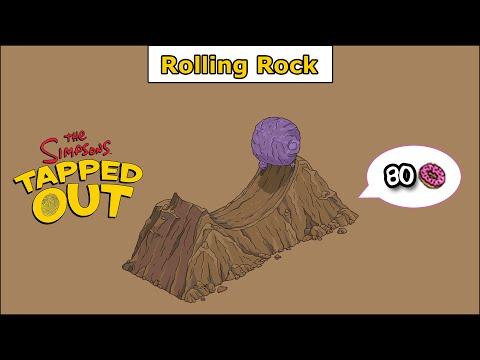 TSTO - Rolling Rock - Premium Item