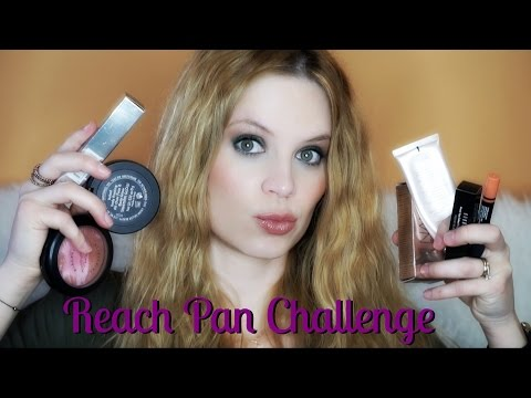 Reach Pan Challenge   15 makeup and beauty products to finish