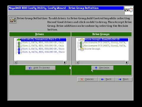 How to Configure RAID 10 or RAID 1+0