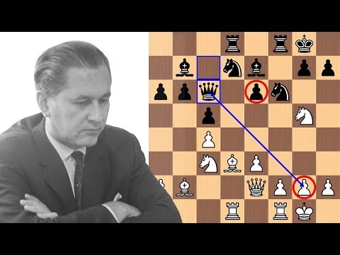 The Uncrowned King | Paul Keres vs Boris Spassky 1955