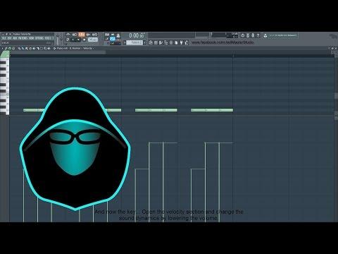 FL Studio TUTORIAL - PSYTRANCE BASSLINE with HARMOR