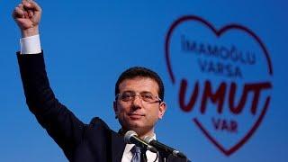 🔴 CANLI | Ekrem İmamoğlu seçim zaferini Beylikdüzü'nde kutluyor