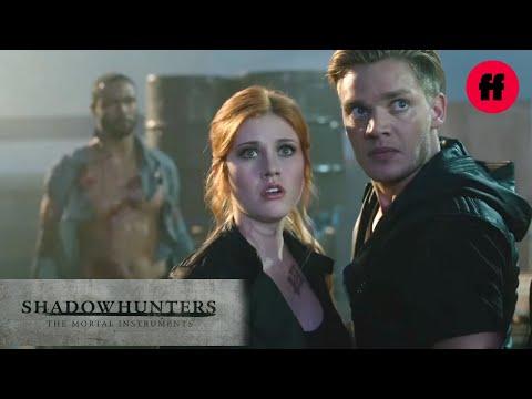 Shadowhunters | Season 1, Episode 5: Luke and the Werewolves | Freeform