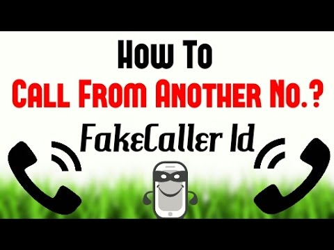 [Hindi-2016] How To Call From Another Number?