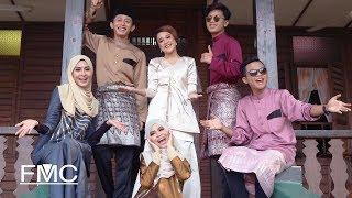 Wany, Ernie, Wani, Shamim , Tajul & Haqiem - Lebaran Terindah (Official Music Video)