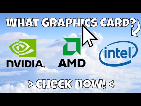 How To Check What Graphics Card(s) You Have - Windows 10 - [Summer 2018]