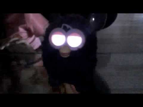 my new furby dancing to gangnam style