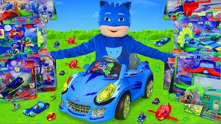 PJ Masks Toys: Cars from Catboy, Owlette, Gekko & Romeo Toy Vehicles for Kids