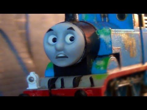 Thomas' Crash! The Great Race Remake HO/OO