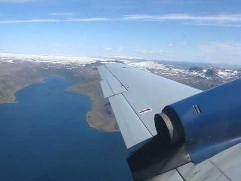 Flight from Bíldudalur to Reykjavík