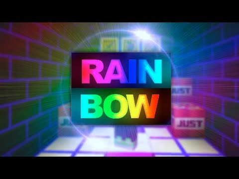 PACK RUSH RAINBOW 1.9 ! Minecraft