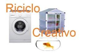 Idee creative per riciclare parti di lavatrice by Paolo Brada DIY