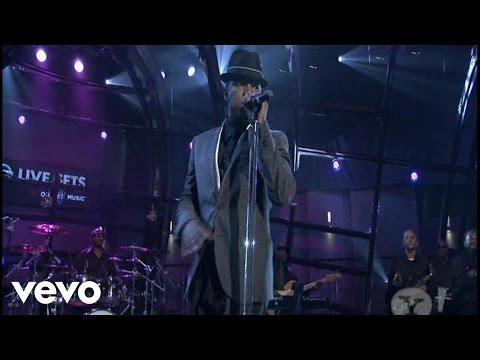 Ne-Yo - Go On Girl (Yahoo! Live Sets)