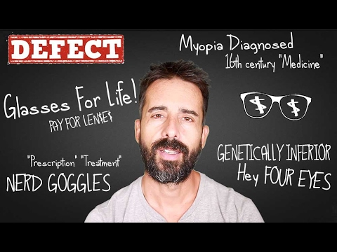 Jake Steiner: MYOPIA.  YOU = GENETIC FAIL!   Do You Accept Their