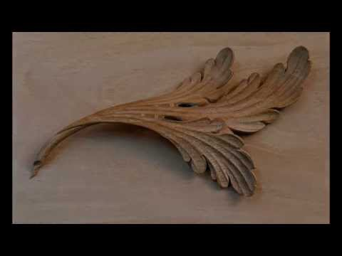 The Art of Leaf Carving