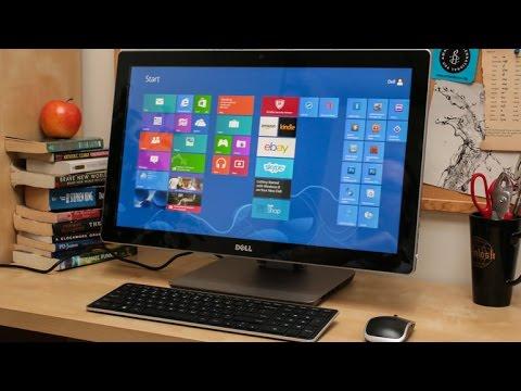 Adjust Brightness on Windows 8.1 Desktop