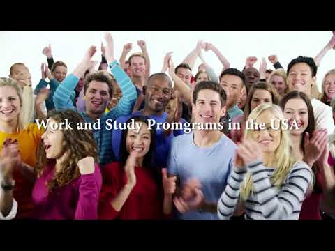 Work and Study USA 40 hours per week|WORK PERMIT USA