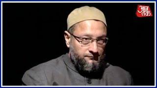 Asaduddin Owaisi Talks About Introduction Of Triple Talaq Bill In Lok Sabha - Part 2