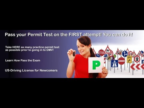 Florida DMV Written Test Questions and Answers {ENTIRE EXAM # 1}